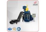 1000吨钢屑压块机
